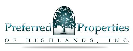 Preferred Properties of Highlands Logo